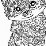 Cat Coloring Pictures Excellent Free Cat Coloring Pages Inspirational Free Cat Coloring Pages