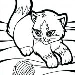 Cats and Kittens Coloring Books Awesome Kittens Coloring Pages – Contentpark