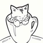 Cats and Kittens Coloring Books Best Kitten Coloring Pages
