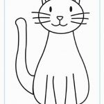 Cats and Kittens Coloring Books Inspiration Free Cat Coloring Pages to Print Awesome Beautiful Kitten Color