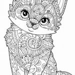 Cats and Kittens Coloring Books Marvelous 22 Kitty Cat Coloring Pages Printable Collection Coloring Sheets