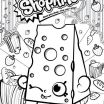 Cheeky Chocolate Shopkin Wonderful Shopkins Coloring Pages Cheeky Chocolate at Getcolorings