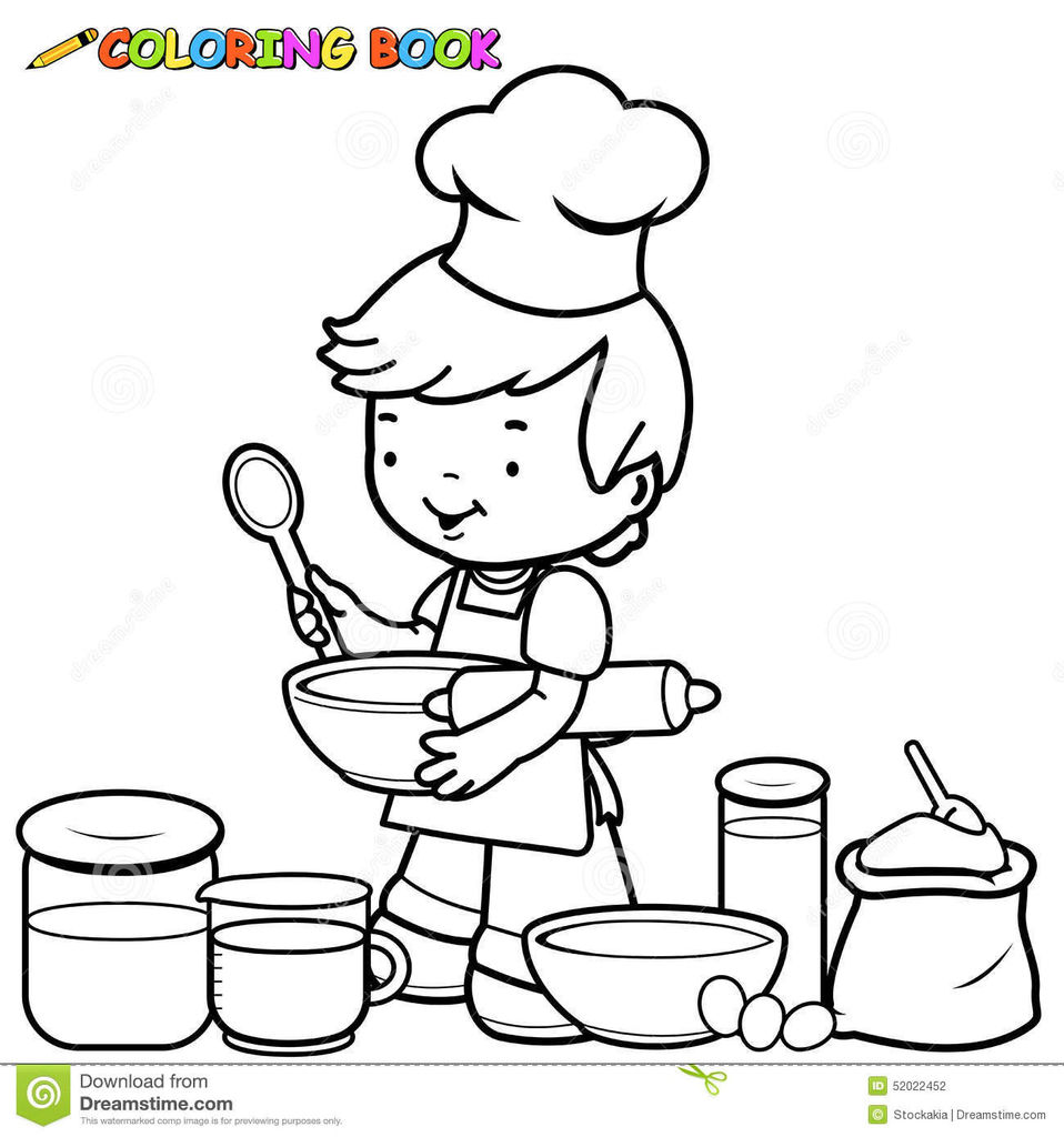 Chef Coloring Page Inspirational Pizza Coloring Pages Inspirational Kids Menu Free Download In
