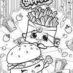 Chelsea Charm Shopkin Season 3 Unique Free Printable Coloring Pages Shopkins at Getcolorings