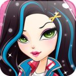 Chibi Monster High Pretty Super Hero Princess Dress Up the Frozen Power Game On the App Store