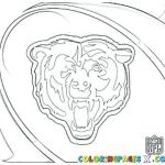 Chicago Cubs Coloring Book Beautiful Chicago Bears Coloring Pages Bears Coloring Pages Life Free Chicago