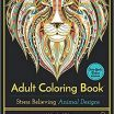 Chicago Cubs Coloring Book Best New Stress Relieving Animal Designs Adult Coloring Book