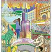 Chicago Cubs Coloring Book Best the Chicago Coloring Book Iconic Landmarks and Hidden Gems Adult