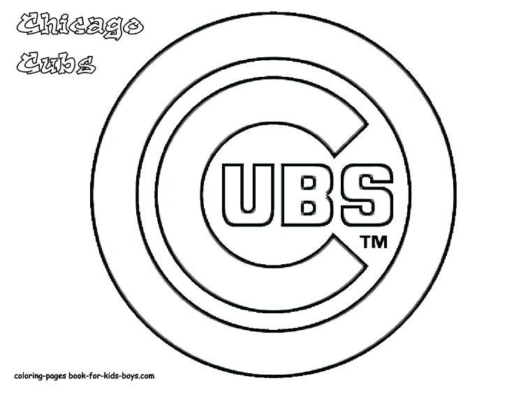 Chicago Cubs Coloring Book Excellent Tiger Cub Coloring Pages Cubs Saber tooth Sheet Baby Page Scout