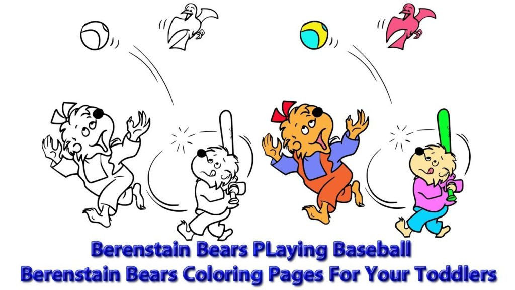 Chicago Cubs Coloring Book Inspirational Coloring Book World Coloring Book World Berenstain Bears Pages