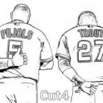 Chicago Cubs Coloring Book Inspirational Mlb Coloring Pages Coloring Design