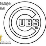 Chicago Cubs Coloring Book Pretty 20 Best Baseball Coloring Pages Images In 2015