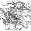 Chinese Dragon Coloring Pages Best Dragon Coloring Pages Bestofcoloring