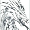 Chinese Dragon Coloring Pages Excellent Realistic Dragon Coloring Page Free Printable Pages Real – Palmarosa