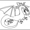 Chinese Dragon Coloring Pages Inspiration Free Printable Dragon Coloring Pages for Kids