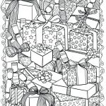 Christmas Adult Coloring Pages Fresh Christmas Coloring – Danquahinstitute