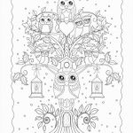 Christmas Adult Coloring Pages New Coloring Printable Pages for Adults Best Christmas Animals