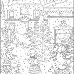 Christmas Adult Coloring Pages Unique Coloring Ideas Free Advancedring Pages to Print for Christmas