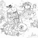 Christmas Color Pages for Adults Brilliant Coloring Pages to Print Christmas Luxury Free Christmas Coloring