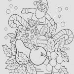 Christmas Color Pages for Adults Brilliant Free Printable Christmas Coloring toiyeuemz