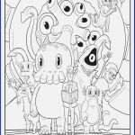 Christmas Color Pages for Adults Elegant Nightmare before Christmas Coloring Pages