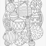 Christmas Coloring Decorations Beautiful Best Free Coloring Pages Rainbow