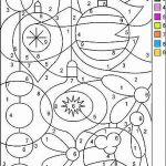 Christmas Coloring Decorations Elegant Coloring Pages by Number Luxury Christmas Coloring Pages for Adults