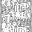 Christmas Coloring Pages Adult Inspirational Adult Christmas House Candy Coloring Pages Printable