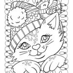 Christmas Coloring Pages for Adults Wonderful Free Printable Christmas Coloring Pages
