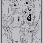Christmas Coloring Pages Free Awesome 12 Cute Christmas Coloring Page Kanta