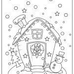 Christmas Coloring Pages Free Inspirational Hello Kitty Color In Coloring Pages