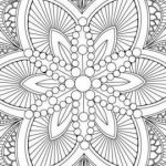 Christmas Mandala to Color Brilliant Free Mandala Coloring Pages Best Free Printable Winter Coloring