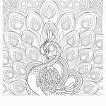 Christmas Mandala to Color Elegant Awesome Mandala Coloring Pages Easy