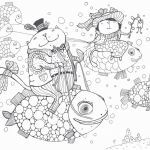 Christmas Mandala to Color Pretty Elegant Story Christmas Coloring Pages – Lovespells