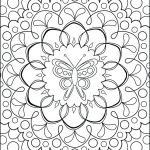 Christmas Mandala to Color Wonderful Christmas Coloring Pages Printable – Danquahinstitute