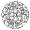 Christmas Mandalas Coloring Book Excellent Coloring Page Marvelous Freeg Pages Pdf Easy Mandala with How to