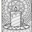 Christmas Mandalas Coloring Book Inspiration Lovely Stress Coloring Pages