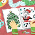 Christmas ornaments Coloring Pages Printable Elegant Free Printable Christmas Coloring Pages for Kids