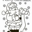 Christmas Pictures to Color Printable Exclusive 48 Elegant Christmas Coloring Sheets