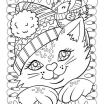 Christmas Pictures to Color Printable Exclusive Free Printable Christmas Coloring Pages for Kids Beautiful Coloring