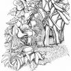 Christmas Tree Coloring Page New Elegant Decorate Christmas Tree Coloring Page – Howtobeaweso