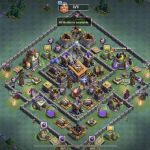 Clash Of Clans Clan Pages Unique Goal] Finally Maxed My Builder Base now I Only Have to Do My Walls