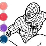 Color Book Spiderman Exclusive Important Spiderman Picture to Color Pages Napisy Me
