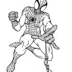 Color Book Spiderman Inspiration Spiderman Christmas Colouring Pages Page 3 Colorist