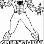 Color Book Spiderman Marvelous √ Spiderman Coloring Pages or Printable Coloring Pages Superheroes