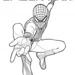 Color Book Spiderman Wonderful Ultimate Spider Man Coloring Pages Lovely Coloare – Spiderman Color