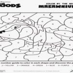 Color by Number Coloring Pages for Adults New √ Number Coloring Pages or Color by Numbers Awesome Dot Coloring