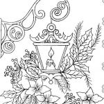 Color by Number Coloring Pages for Adults New √ Winter Coloring Pages for Adults and Winter Color Pages Unique