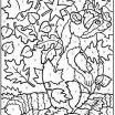 Color by Number Coloring Pages for Adults Unique Elegant Fall Color by Numbers Coloring Pages – Nicho