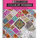 Color by Number for Adults Online Inspiration Take A Look at This Brain Games Color by Number Geometric Coloring